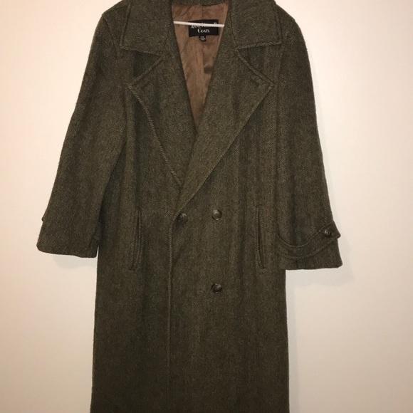 Anne Klein Jackets & Blazers - Anne KleinII Coats winter 100 wool Vintage